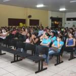 Trabiju promove palestra sobre prevenção ao álcool e drogas (Foto: Divulgação)
