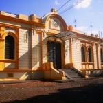 Prefeitura de Ribeirão Bonito (Foto: Niels A Sørensen)