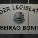 Câmara Municipal de Ribeirão Bonito (Foto: RB Na Rede)
