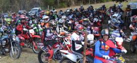Trilhão de motos agita Ribeirão Bonito