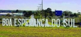Boa Esperança do Sul tem o maior número de habitantes da Comarca