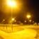 Praça recebe manutenção na iluminação em Dourado
