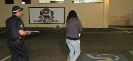 Mulher é presa após furtar loja em São Carlos