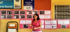 Dourado realiza diversas ações no Outubro Rosa