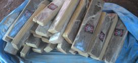 Polícia apreende 70 kg de drogas com símbolo do Corinthians