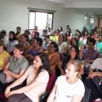 Palestra motivacional é realizada a funcionários públicos de Dourado (Foto: Divulgação)