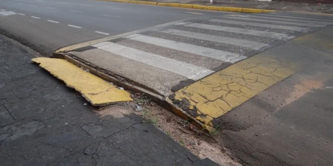 Ribeirão Bonito sofre com a falta de política pública de acessibilidade