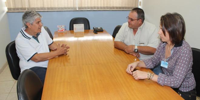 Fundo Social recebe doação da fábrica Lupo
