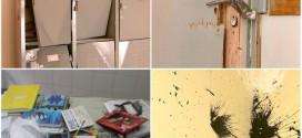 Quatro adolescentes são identificados por vandalismo em escola municipal