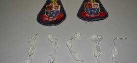 Conhecido nos meios policiais é flagrado com cocaína