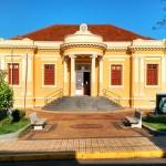 Prédio da Câmara Municipal de Dourado (Foto: Divulgação)