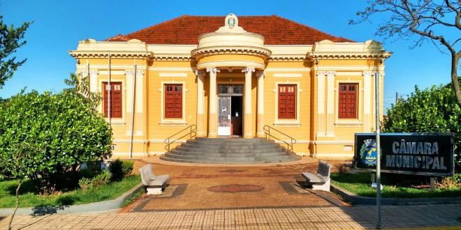 Câmara dos Vereadores de Dourado está em novo endereço