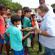 Atletas das escolinhas de futebol de Boa Esperança do Sul recebem doação
