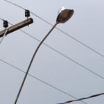Pontos de iluminação foram instalados recentemente na cidade  (Foto: Divulgação)