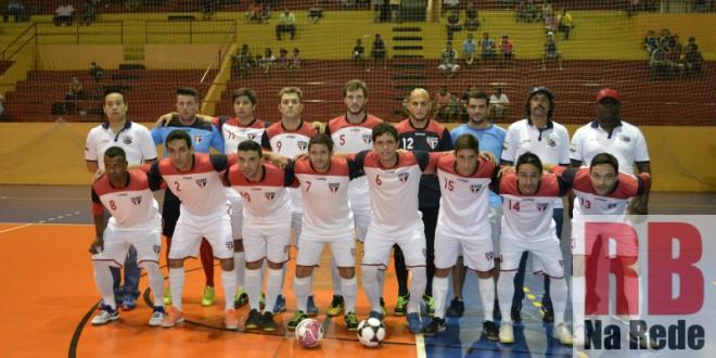 Ribeirão Bonito enfrenta Leme na semifinal da Taça EPTV de Futsal