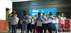 Escola de Dourado realiza Projeto Água
