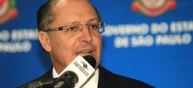 Alckmin inaugura Estação de Tratamento de Esgoto em Dourado