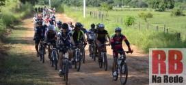 Mais de 300 ciclistas participaram de Pedal Ciclo Turístico em Ribeirão Bonito