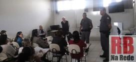 Reunião discute segurança dentro e fora das escolas em Ribeirão Bonito