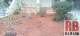 Escola de Ribeirão Bonito conclui 2ª Etapa do Projeto de Jardinagem