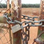 Aterro foi fechado (Foto: Divulgação)