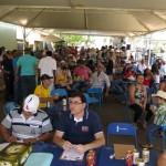 Festa arrecada R$ 51.150 somente com o leilão de gado (Foto: Divulgação)