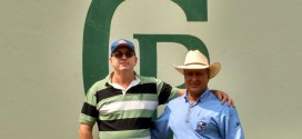 Ribeirão-Bonitense visita centro de treinamento referência em doma de cavalos