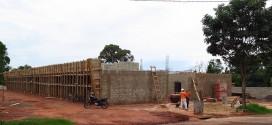 Creche-Escola de Trabiju tem 50% das obras concluídas