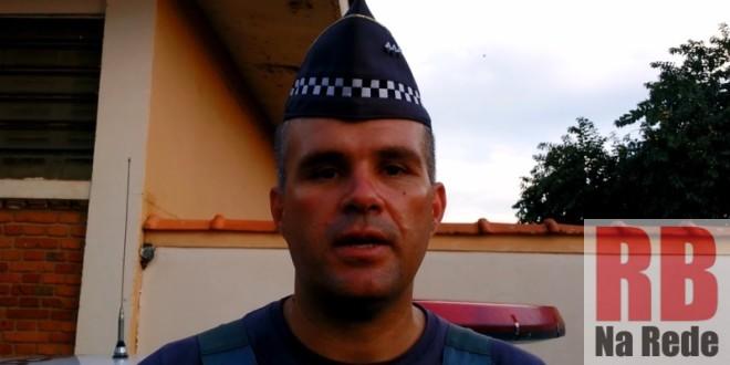 Vídeo: Capitão Gonçalves comenta operação em Ribeirão Bonito