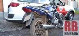 PM localiza moto furtada e homem é preso por receptação em Ribeirão Bonito