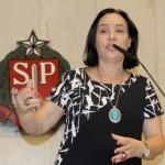 Márcia Lia salientou a agilidade da ARTESP na averiguação da denúncia (Foto: Divulgação)