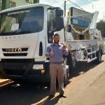 Prefeito conquistou mais um veículo para Dourado (Foto: Divulgação)