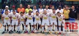 Ribeirão Bonito perde e é eliminado da Taça EPTV de Futsal