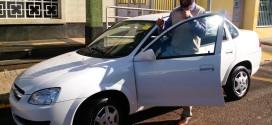 Prefeitura de Dourado conquista automóvel para Departamento de Saúde