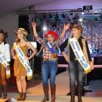 Rainhas e princesas do Dourado Rodeio Show 2016 (Foto: Divulgação)