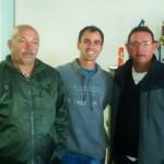 Representantes dos grupos de promoção a saúde de Bocaina, Dourado e Boa Esperança do Sul (Foto: Divulgação)