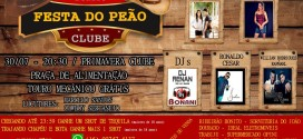 Ribeirão Bonito Clube promove festa sertaneja