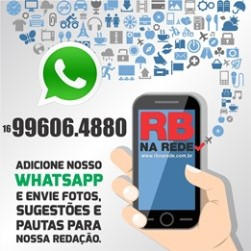 RB Na Rede no WhatsApp