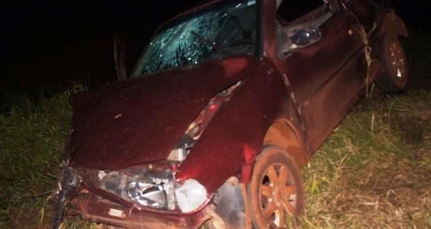 Homem morre após ser lançado para fora de veículo durante capotagem em Guarapiranga