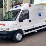 Veículo será utilizado no serviço municipal de saúde (Foto: Divulgação)