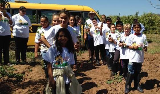 Alunos de escolas municipais de Ribeirão Bonito recebem aula de Meio Ambiente