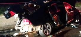 Três pessoas da mesma família de Ribeirão Bonito morrem em acidente na Bandeirantes
