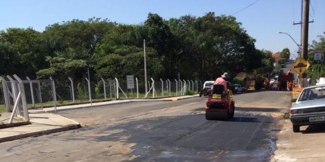 Prefeitura de Ribeirão Bonito inicia Operação Tapa-Buracos