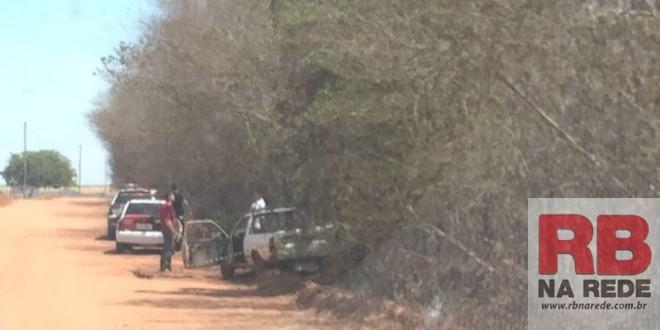Homem é encontrado morto em estrada rural em Boa Esperança do Sul